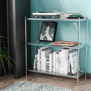 Stamford 3 Tier Etagere Bookcase by Wrought Studio