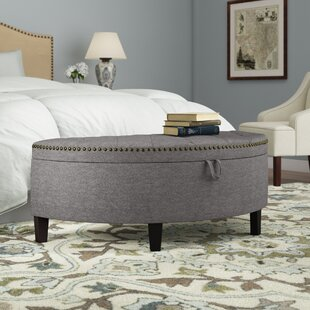Beaudry Upholstered Storage Bench