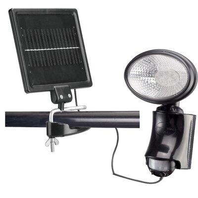 Motion Sensor 1-light Led Solar Spot Light Classy Caps