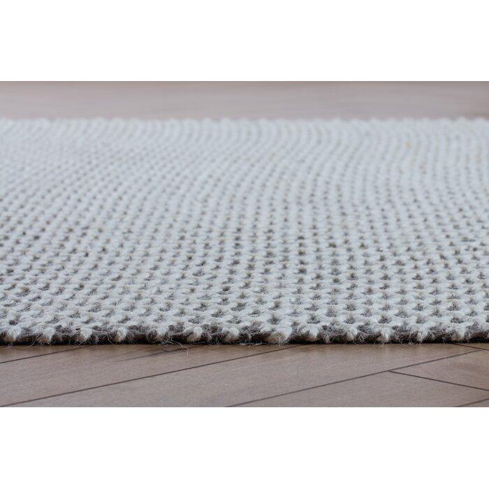 Union Rustic Eiler Geometric Handmade Flatweave Jute Sisal Ivory Area Rug Wayfair