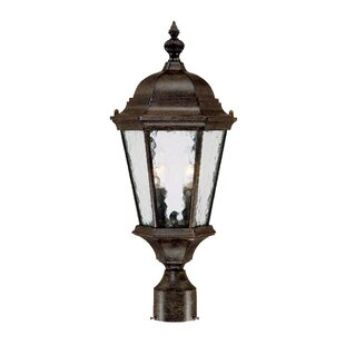 Brook Lane Outdoor 2-Light Lantern Head