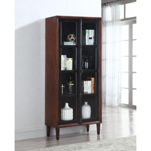 Darby Home Co Basnight Curio Cabinet