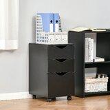 Centerburg 3-Drawer Vertical Filing Cabinet