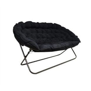 Bly Papasan Dorm Loveseat by Ebern Designs
