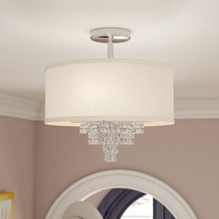 Willa Arlo Interiors Claridge 3-Light Cha..