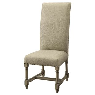 Affordable Baroque Upholstered Dining Chair by Crestview Collection