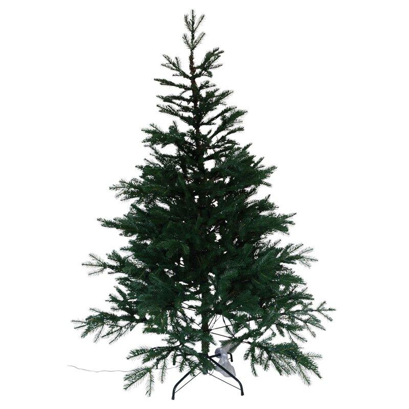 The Seasonal Aisle 5 9ft Green Fir Artificial Christmas Tree Wayfair Co Uk