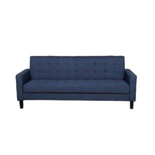 Terrill 3 Seater Clic Clac Sofa Bed By Mercury Row