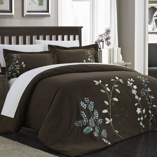 Pritzker 7 Piece Duvet Cover Set