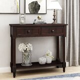 Chaska 35 Console Table by Longshore Tides