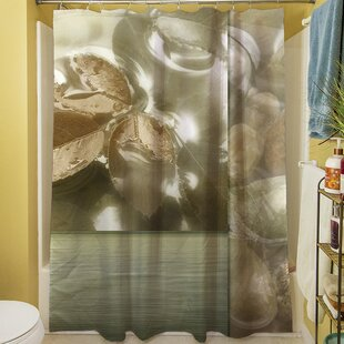 Natural Elements I Single Shower Curtain