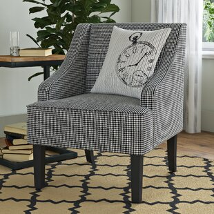 Laurel Foundry Modern Farmhouse Luxton Swoop Armchair