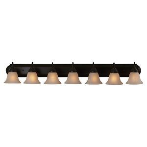 Roughfort 7-Light Vanity Light