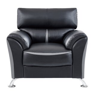 Orren Ellis Lebel Club Chair