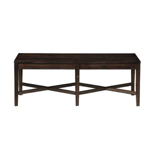 Alyshia Dining Bench by Gracie Oaks
