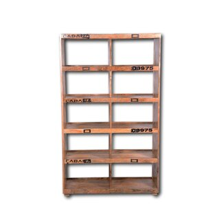 Cabana Standard Bookcase by UrbanDesign New