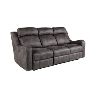 Candida Reclining Sofa by Williston Forge Read Reviews