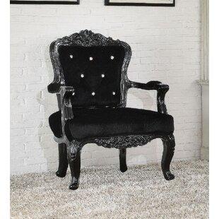 Ironwood Armchair by Rosdorf Park