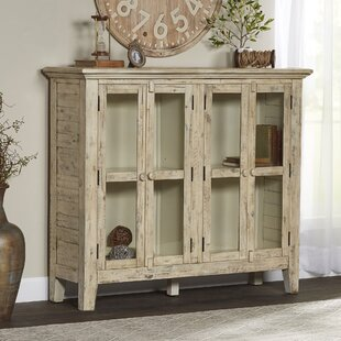 Eau Claire 4 Door Accent Cabinet by Lark Manor