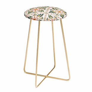 Marta Barragan Camarasa Andalusian Mosaic I 30 Bar Stool