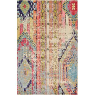 Elegant Newburyport Beige/Orange Area Rug