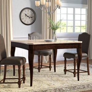 Swenson Counter Height Dining Table by Darby Home Co