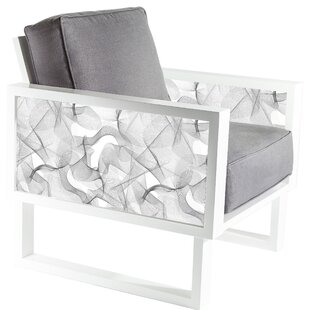 Windmill Swirl Lounge Chair by Brayden Studio