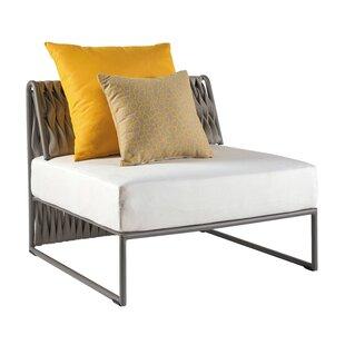 Bungalow Rose Pascarella Lounge Chair Wit..