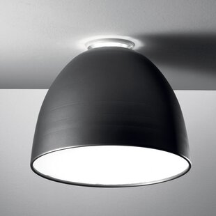 Artemide Nur Mini 1-Light Semi Flush Mount