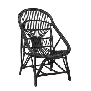 Joline Cane Lounge Chair By Bloomingville