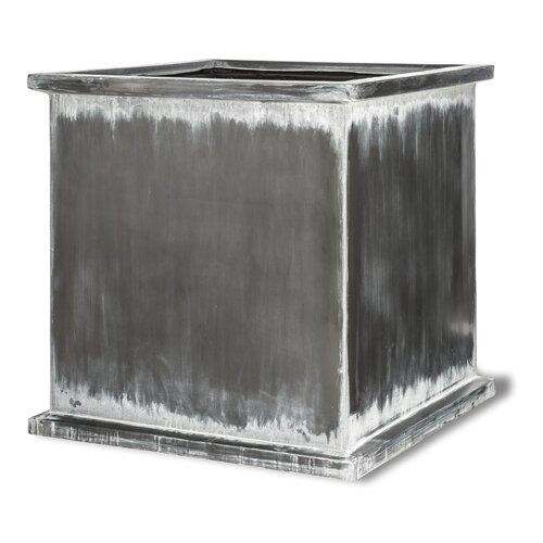 Balance Fiberglass Planter Box Sol 72 Outdoor Size: Large, F
