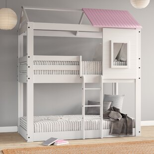 Compare & Buy Ware Twin over Twin Bunk Bed by Birch Lane™ Heritage Reviews (2019) & Buyer's Guide
