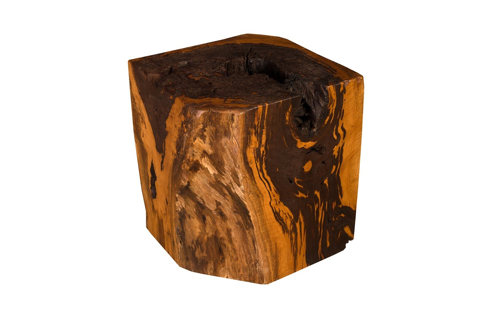 Phillips Collection Origins Abstract End Table Wayfair