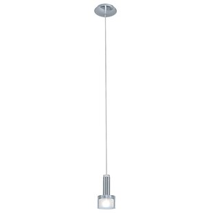 Orren Ellis Forest 1-Light Geometric Pendant
