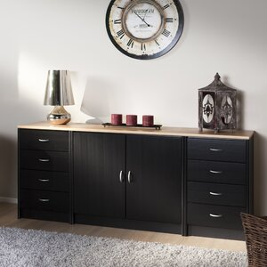 Regal 2 Door 8 Drawer Sideboard