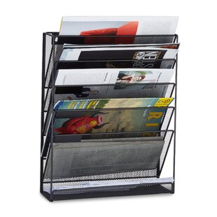 Magazine Rack By 17 Stories