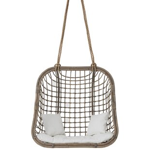 Cluck Double Hanging Chair By Bay Isle Home