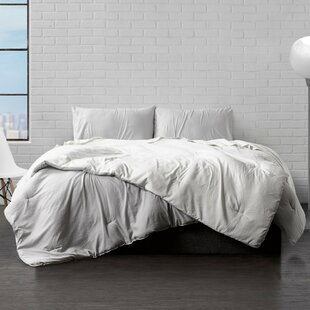 Aviles Reversible Comforter Set