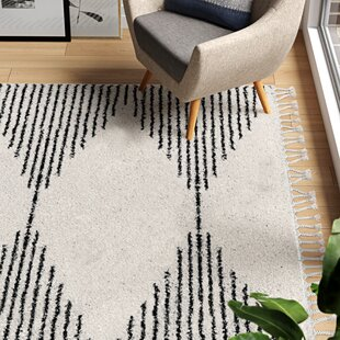 Modern Blue White Area Rugs Allmodern