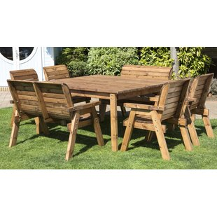 Wooden Dining Sets Youll Love Wayfaircouk