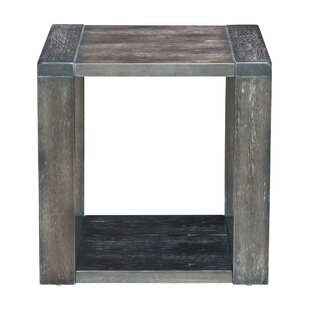 Zurcher End Table by Gracie Oaks Discount