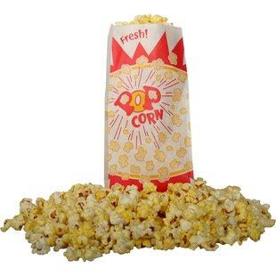Burst Design Popcorn Bag (Set of 50)