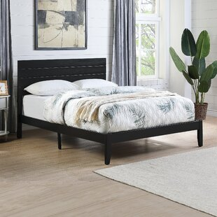 Damaris Queen Platform Bed by Red Barrel Studio Coupon