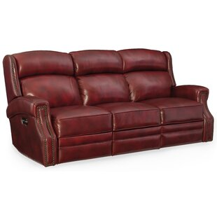 Carlisle Power Motion Sofa with Power Headrest Hooker Furniture