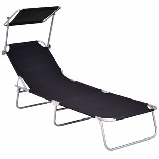 Starnes Foldable Recliner Chair