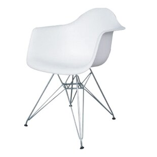 Wireleg Arm Chair by Fine Mod Imports
