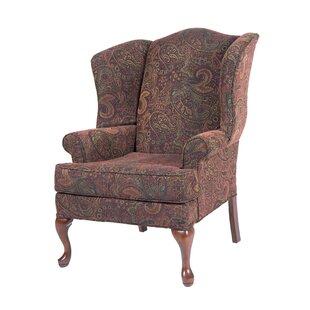 Find for Bayridge Wingback Chair ByFleur De Lis Living