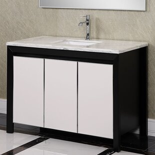 WB 47 Single Bathroom Vanity Set