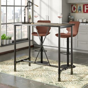 Bar tables sets modern contemporary designs allmodern melody bar table watchthetrailerfo
