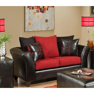 Shop for Gorsuch Loveseat by Ebern Designs Reviews (2019) & Buyer's Guide